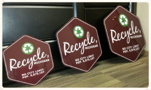 recyclemisign